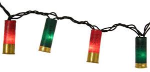 20 Shot Gun Shell Party Lights Set Online