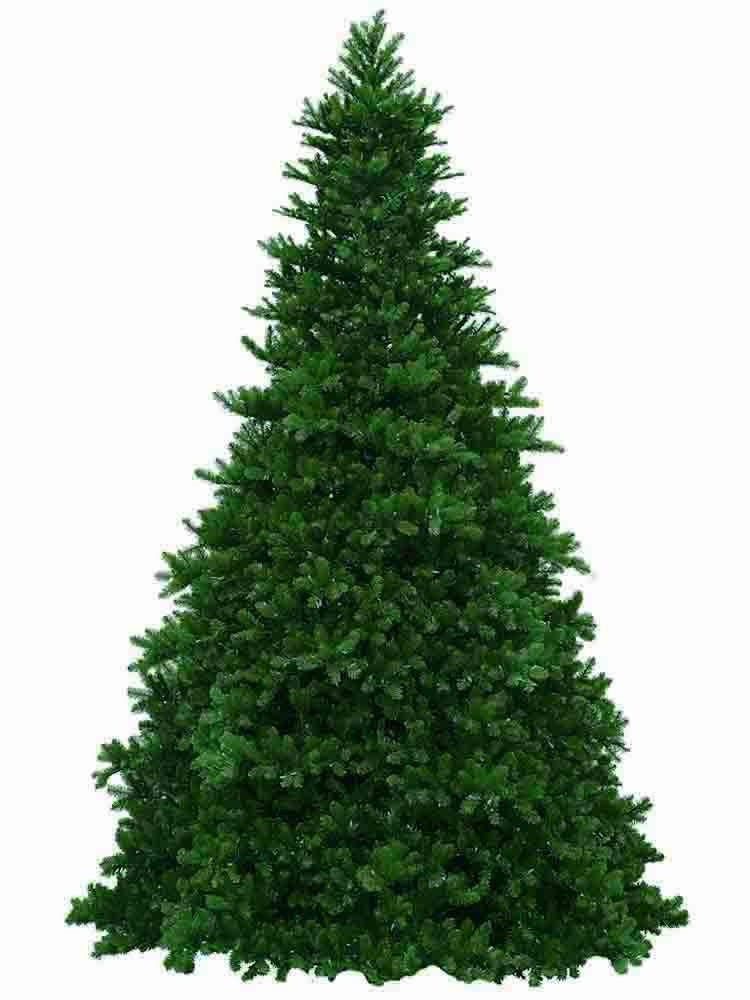 12 18 Foot Tall Christmas Trees Mini Led