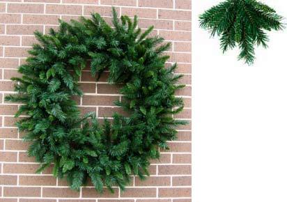 48 inch Princess Pine Artificial Giant Christmas Wreaths.