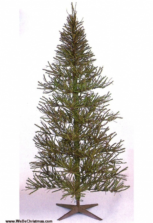 10 ft Unlit German/Vienna Twig Christmas Tree