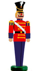 large life size toy soldier christmas outdoor decorations - Toy Soldier Christmas Decoration