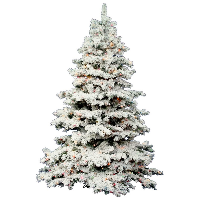 4 Ft Frosted Christmas Tree