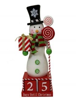 Snowman countdown to christmas nutcracker for 36 countdown to christmas snowman yard decoration