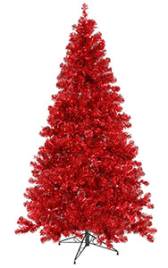 Now For 6 Ft Red Unique Artificial Christmas Trees Online