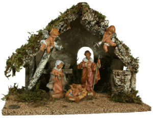 Purchase Fontanini 5 Peace Musical Nativity Scene Set Christmas Decorations Today