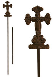 Little Crosses Decorative Garden Stakes Online For Sale